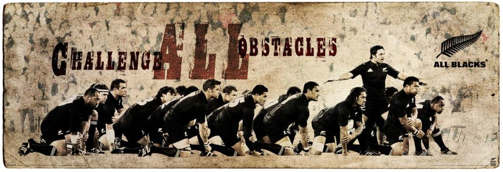 All Blacks - Challenge All Obstacles_poster