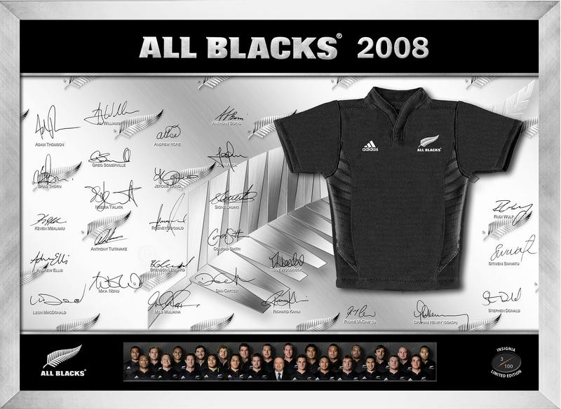 All Blacks - Miniture jersey