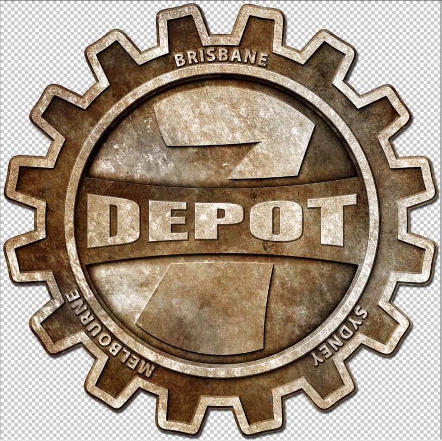 Depot 7 - Brand Logo
