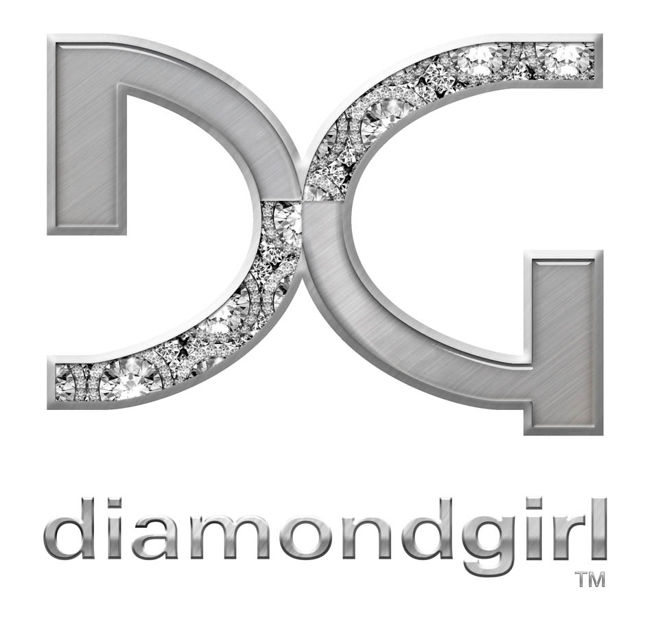 Diamond Girl - Brand Logo