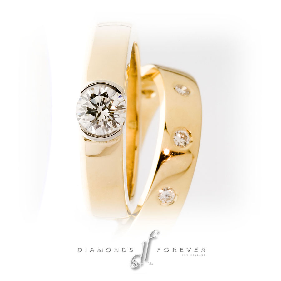 Diamonds & Gold