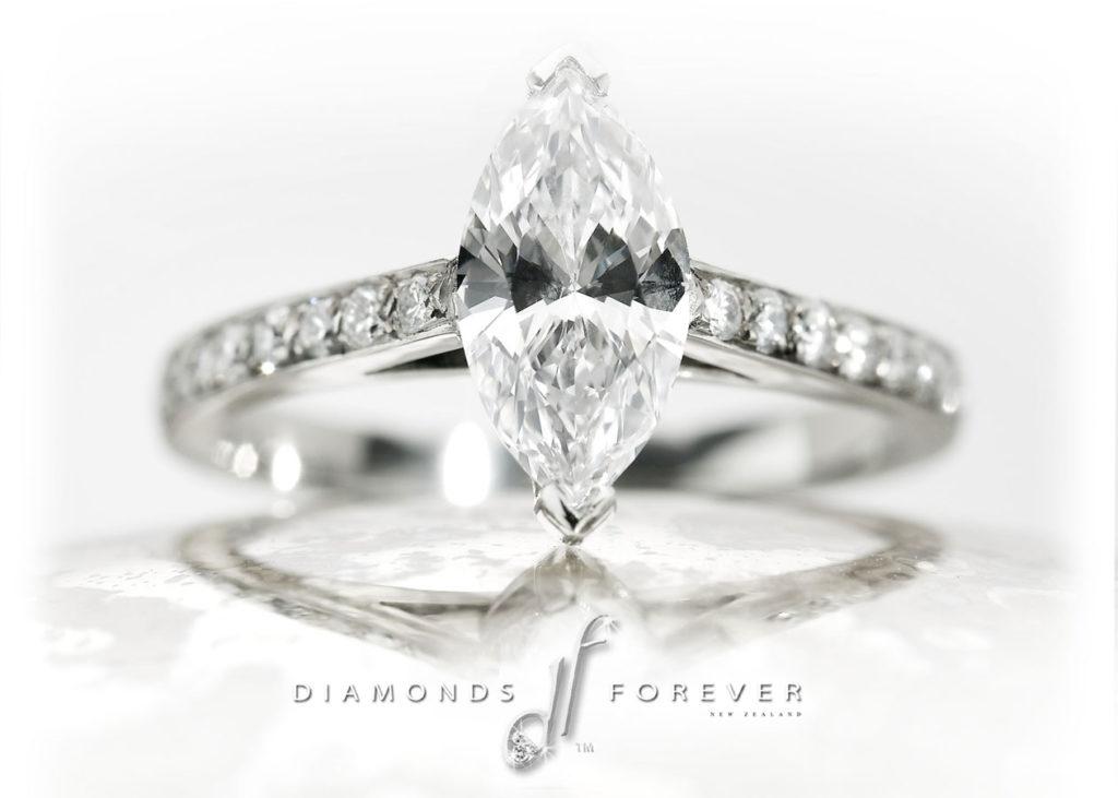 Diamonds in Platinum10