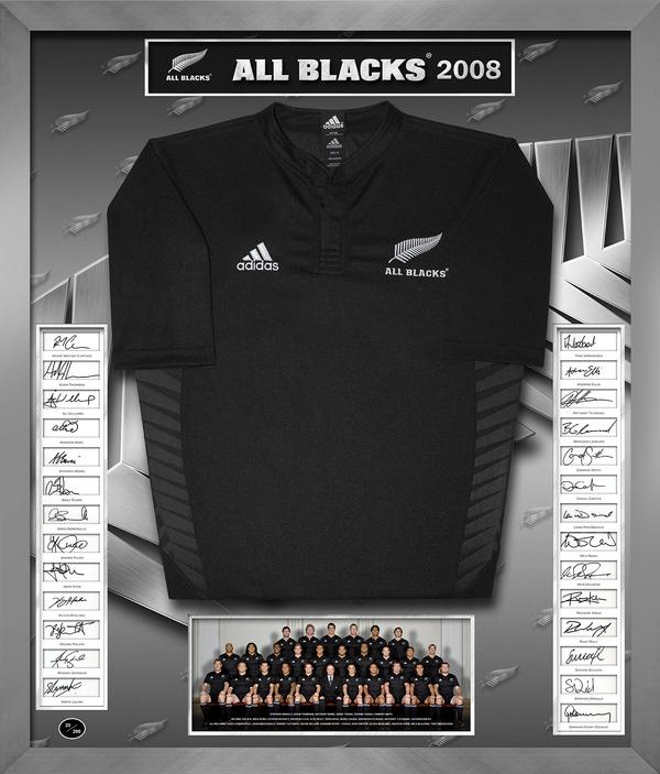 Full Size Jersey - All Blacks