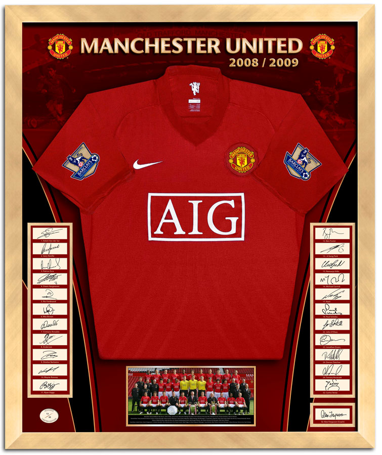 Full Jersey - Manchester United