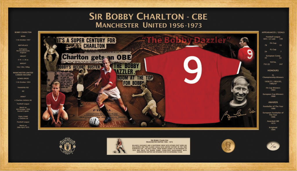 Legend Series - Bobby Charlton