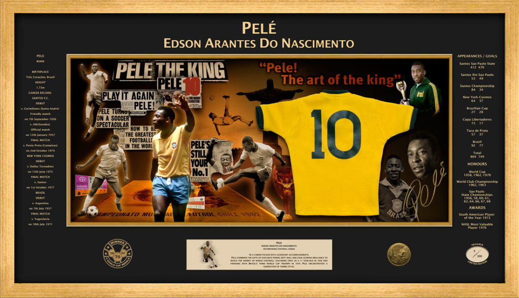 Legend Series - Pele