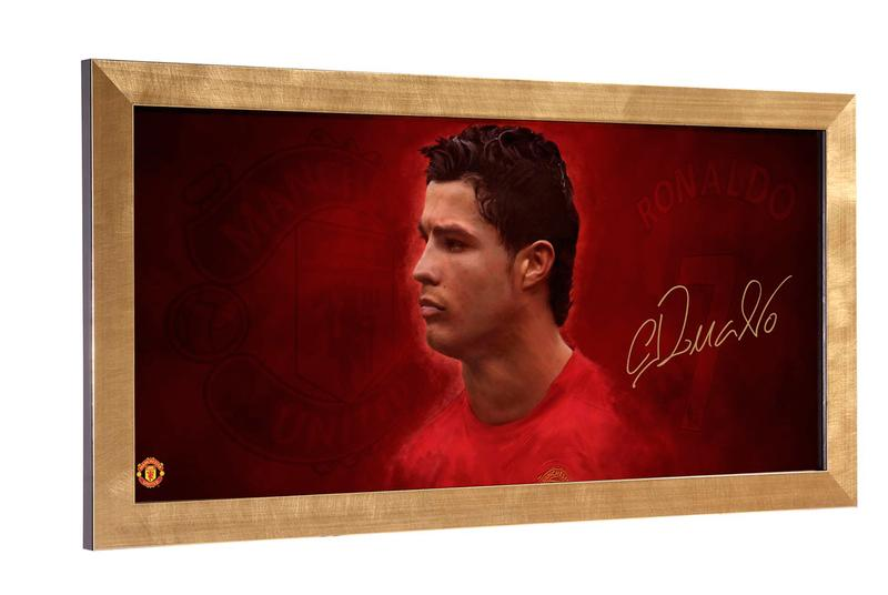 Red Metal - Ronaldo_metallic