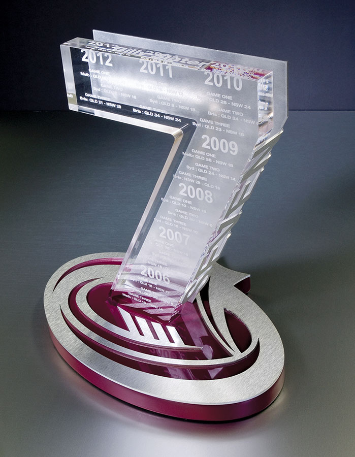 State of Origin - Maroons Trophy