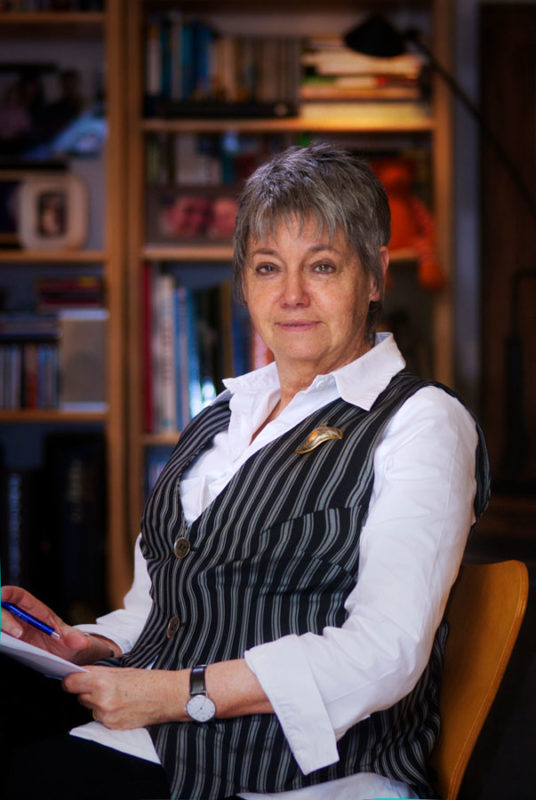 Sue France - Auckland University