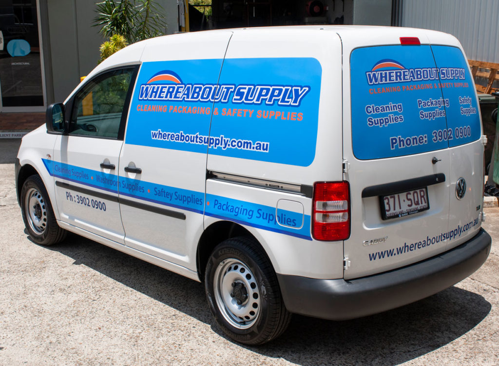 WhereaboutSupply Vehicle wrap3